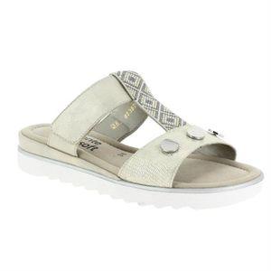SANDALE - NU-PIEDS sandales  /  nu-pieds d1163 femme remonte d1163