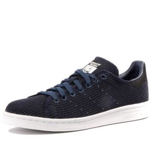 huge discount 0f066 b0978 BASKET Stan Smith Homme Chaussures Marine Adidas