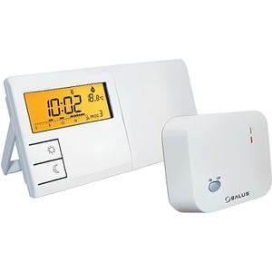 THERMOSTAT D'AMBIANCE Thermostat programmable – hebdomadaire sans fil