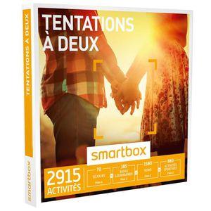 COFFRET THÉMATIQUE Coffret Cadeau - Tentations à deux - Smartbox