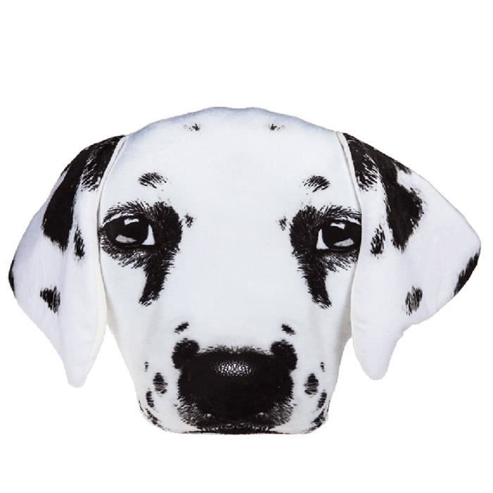 Coussin déco CUSHION Dalmatien en polyester - 30cmCOUSSIN