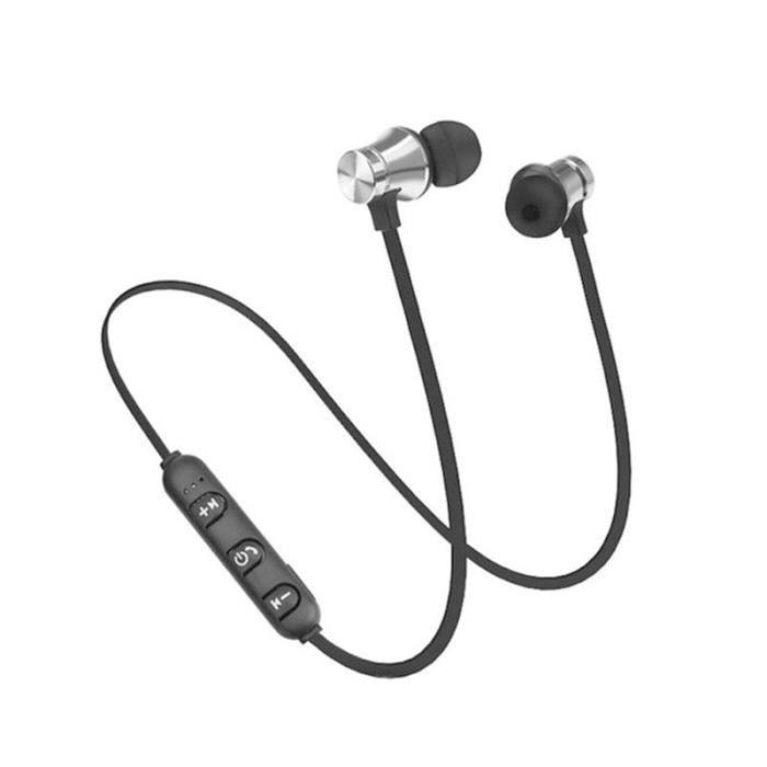 Écouteurs Bluetooth Sans Fil Intra-auriculaires Sport Oreillette Casque 4.1 Earphone Headphone Stéréo 13