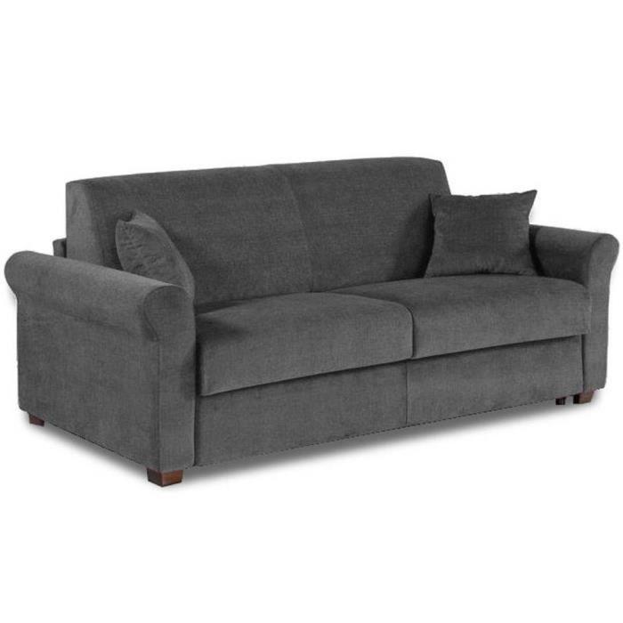 canape lit couchage quotidien pas cher. Black Bedroom Furniture Sets. Home Design Ideas