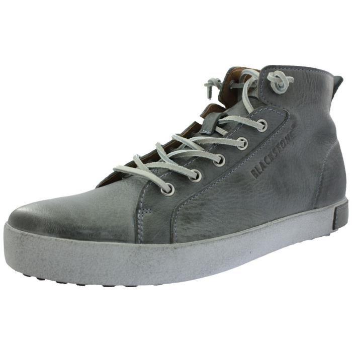 e0ef0bd9f9300f Chaussures a lacets jm03 homme blackstone jm03 Bleu - Achat / Vente ...