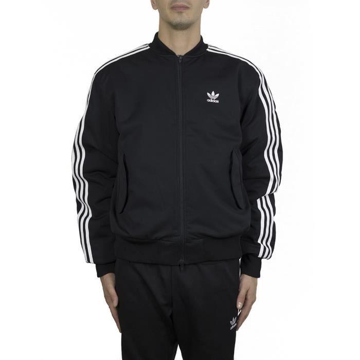 7ec9859ec24 Doudoune adidas MA1 Padded Jacket homme Noir Noir - Achat   Vente ...