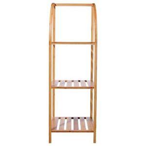 etagere bois bambou achat vente etagere bois bambou pas cher soldes d s le 10 janvier. Black Bedroom Furniture Sets. Home Design Ideas