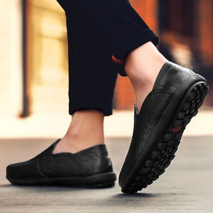 Simple Été Mode Hommes La Nouveaux Sandales De Chaussures 2018 Occasionnelles Créatif 6w0qRXw