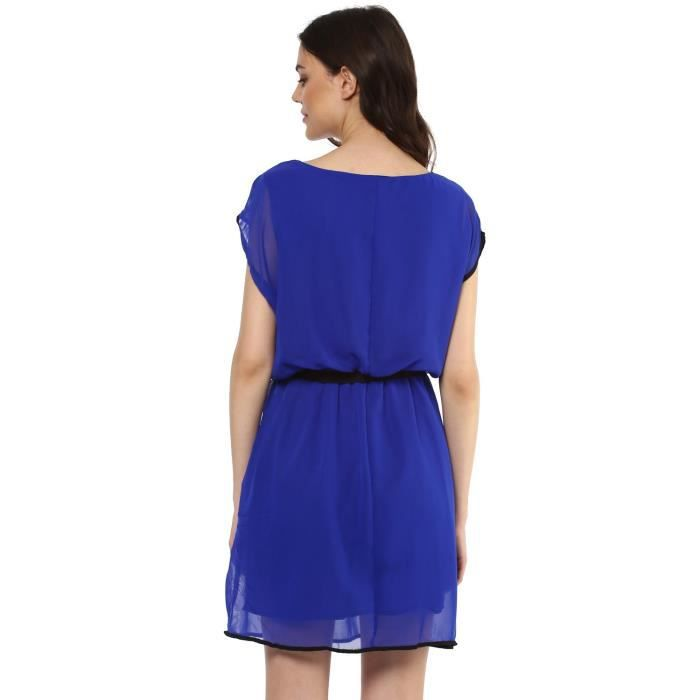 Womens Georgette Dress PXOET Taille-40