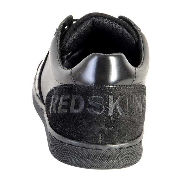 Basket Redskins Ottens Noir
