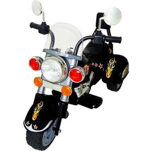MOTO - SCOOTER Moto électrique harley pour enfant 3-7 ans jeux jo