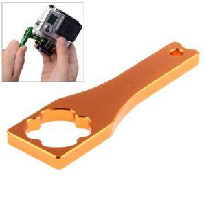 OUTILLAGES REPARATION Aluminum clé anglaise de Caméra multi-fonction pou