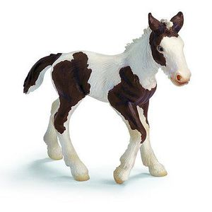 FIGURINE - PERSONNAGE Cheval Tinker - Poulain