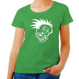 901e3a65f269 t shirt femme vert - www.goldpoint.be