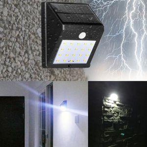 LAMPE DE JARDIN  NEUFU Lampe de jardin solaire murale 20LED capteur