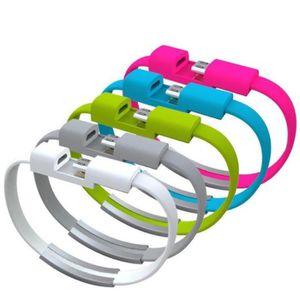 CÂBLE TÉLÉPHONE Cable Bracelet Micro USB pour ASUS ZenFone 2 Andro