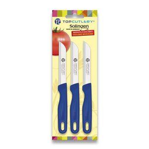 COUTEAU DE CUISINE  Set de 3 couteaux de cuisine 17343-AZ bleu, Top Cu