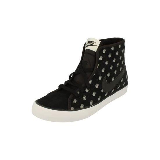 Nike Femme Primo Hi Court Mid Prem Femme Hi Primo Top Trainers 768866 Sneakers Chaussures 003 Noir Noir - Achat / Vente basket 1b72a5
