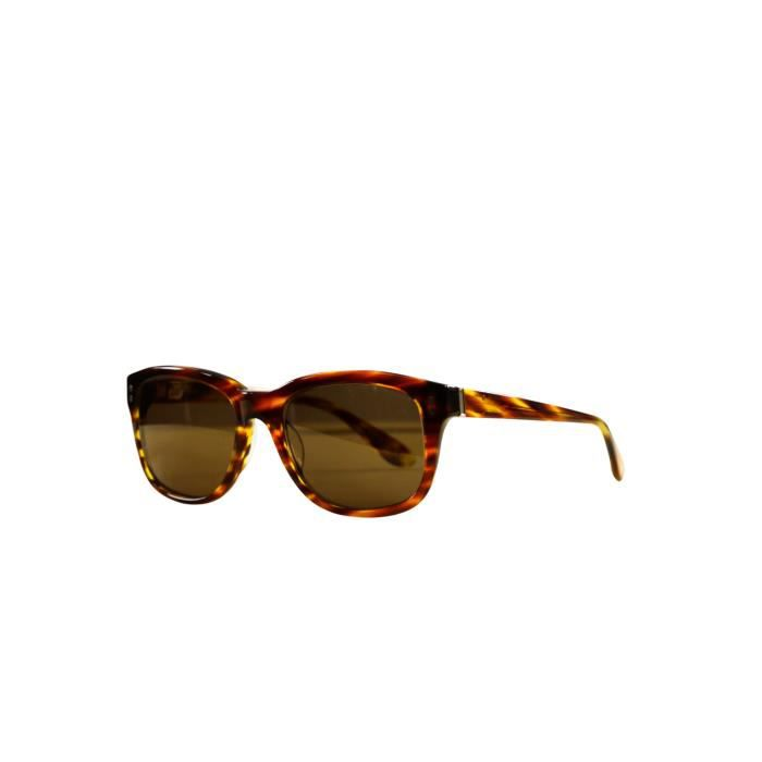 439dfa2a408f78 Lunettes de soleil Mauboussin Eyewear Vintage 9 Ecaille Blond ...