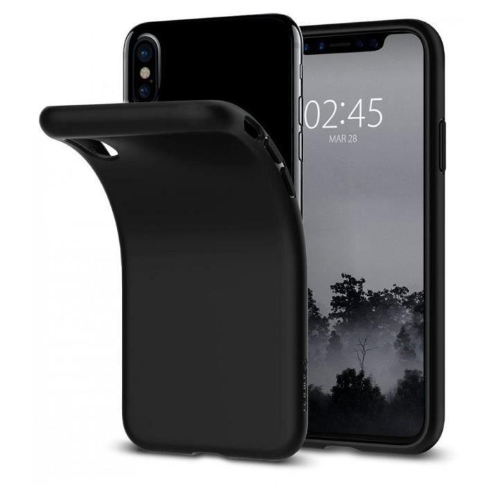 iphone x coque souple