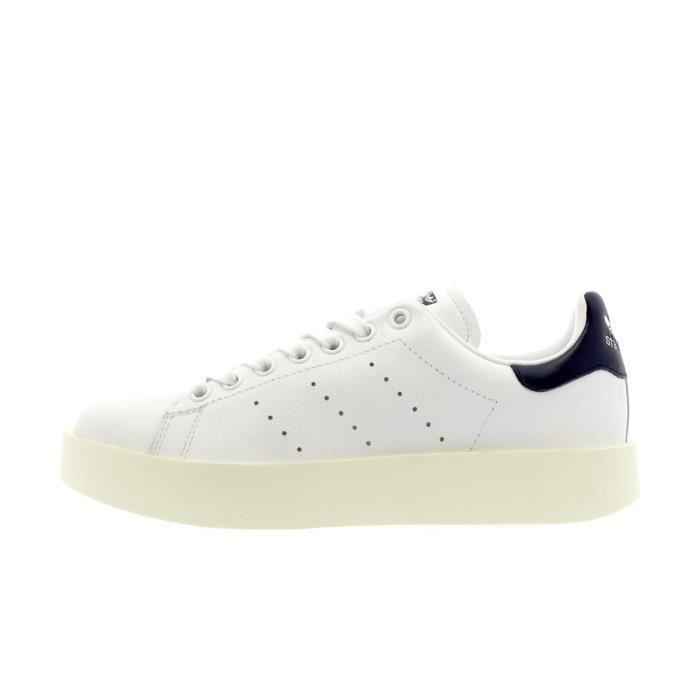basket stan smith bleu marine