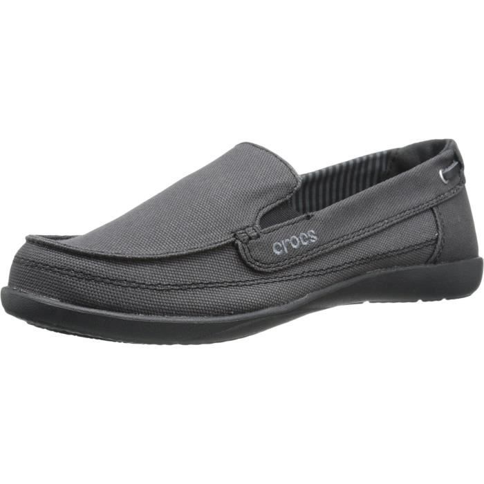 Crocs Walu Toile Mocassins ML8A8 Taille-36