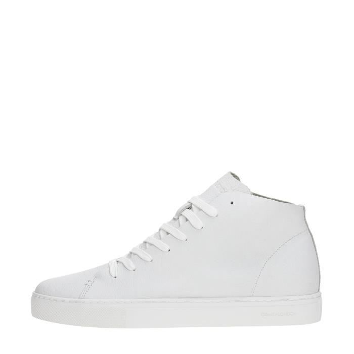 Crime Sneakers Homme WHITE, 40