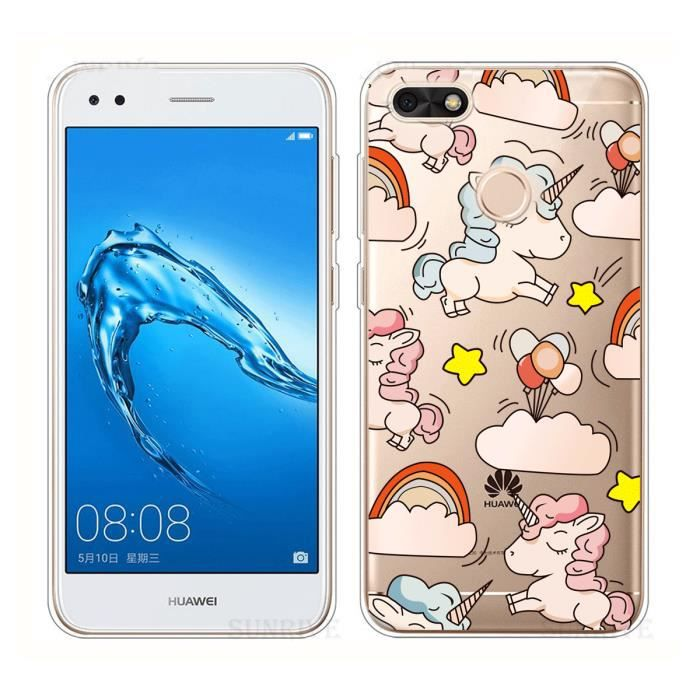 coque pour huawei y6 2017 cheval