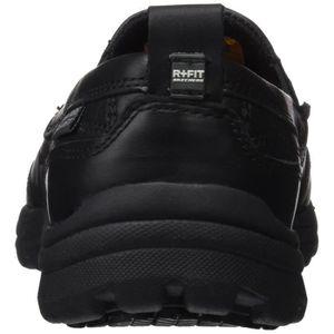 0990aaf7004f ... CHAUSSURES DE SECURITÉ Skechers Chaussures de sécurité pour hommes  Hobbes ...