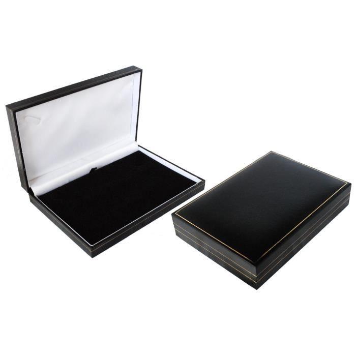 Noir Shamballa de hématite cordon noir avec des perles et du cristal rouge collier1Z8P0R