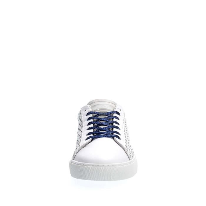 DATE SNEAKERS Femme WHITE, 37