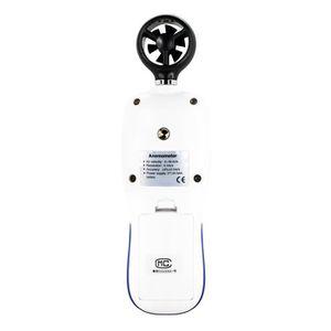 ANÉMOMÈTRE - LUXMÈTRE Anémomètre Anémographe Anémoscope Digital Numériqu