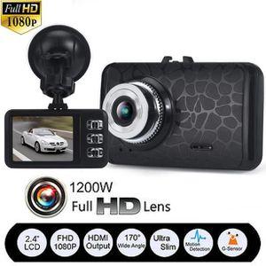 BOITE NOIRE VIDÉO 1080p HD voiture DVR g-Sensor IR véhicule caméra v