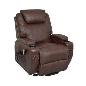 fauteuil de relaxation achat vente pas cher cdiscount. Black Bedroom Furniture Sets. Home Design Ideas