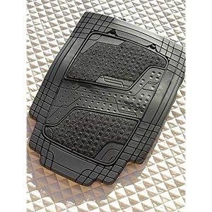 Opel Zafira Gris Tapis Tapis De Sol Caoutchouc Voiture 4 Pieces