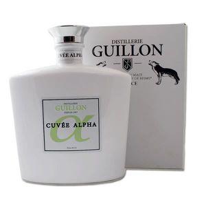 WHISKY BOURBON SCOTCH Single Malt Guillon Cuvée Alpha Montagne de Reims