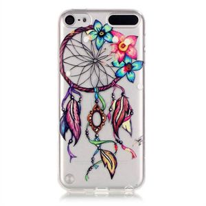 COQUE MP3-MP4 Pour iPod Touch 5 6,prune Transparent Ultra Slim s