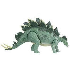 FIGURINE - PERSONNAGE Jurassic World-Dinosaure Stegosaurus 20 cm