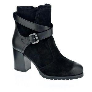 BOTTINE Geox Chaussures Femme Modèle bottillons New Lise24