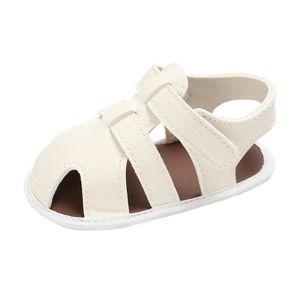 Napoulen®3Pcs bébé pieds nus dentelle Chaussures sandales fleurs chaussures ensemble BK-XPP10200508 gYiTnlXTN