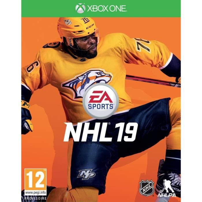 NHL 19 Jeu Xbox One