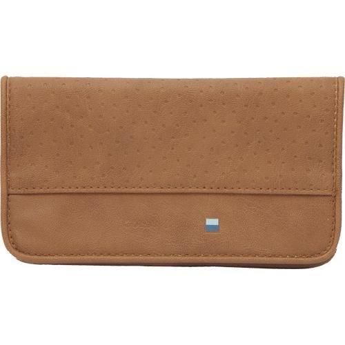 GOLLA Air Wallet Etui portefeuille pour smartphone - Marron