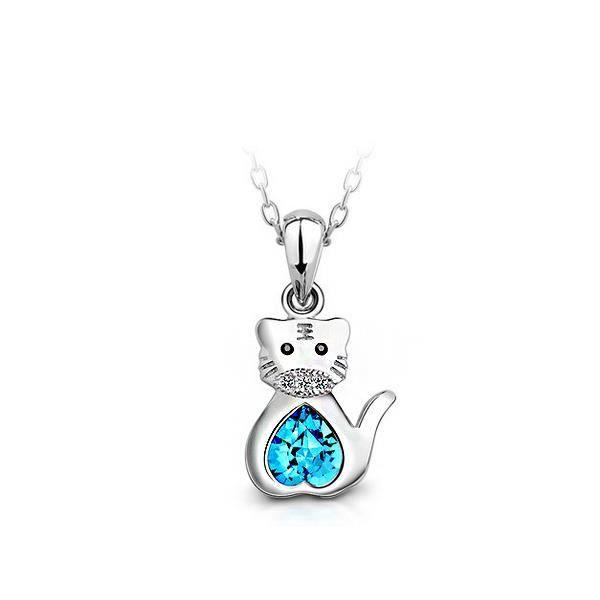 Argent 925 Zodiaque chinois - tigre pendentif e...