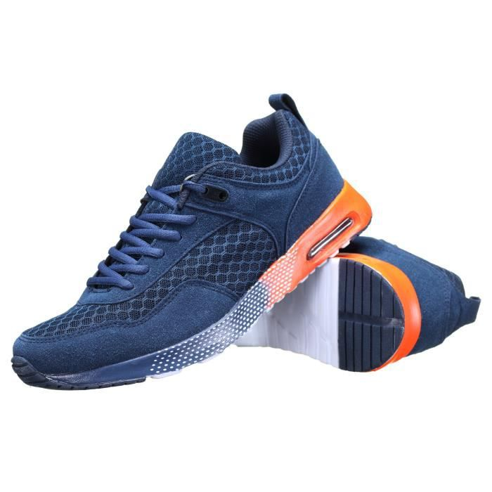 Chaussure Reservoir Shoes Ted Canvas Marine JhFBNvcPD