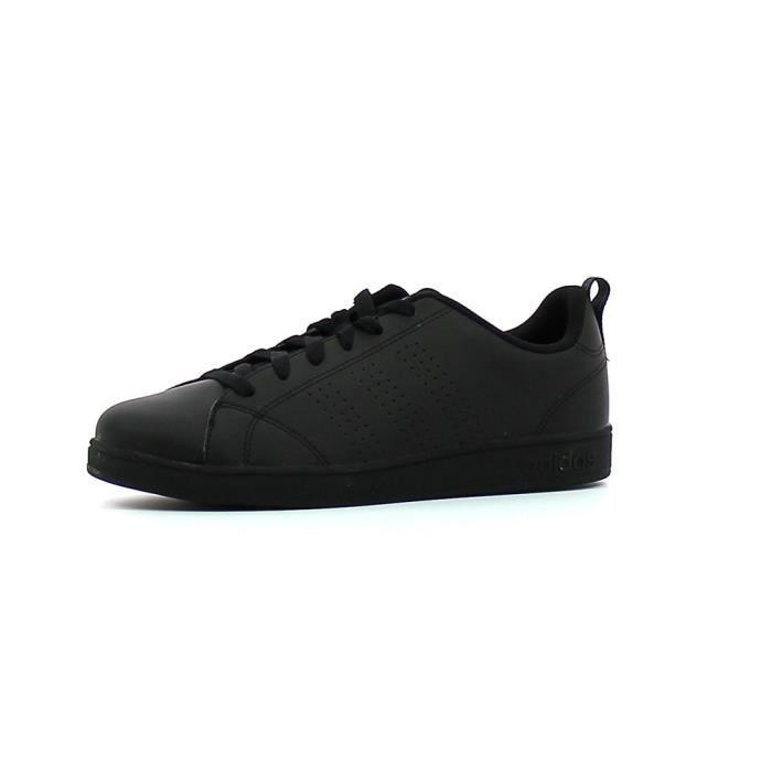 ed08688a04c08 Baskets basses Adidas VS Advantage Clean CMF Inf Noir Noir - Achat ...
