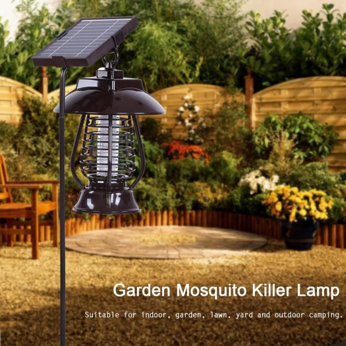 Lampe anti moustique exterieur - Achat   Vente pas cher c668b3f1ca5e