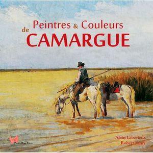 LIVRE ARTS DÉCORATIFS Livre - peintres et couleurs de Camargue