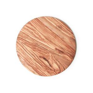 PLANCHE A DÉCOUPER Bérard 54177, Planche à découper ronde en bois d'o