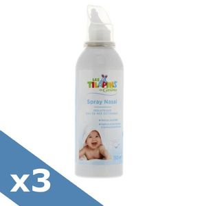 LAIT - LINIMENT PACK TILAPINS Spray nasal bébé x3