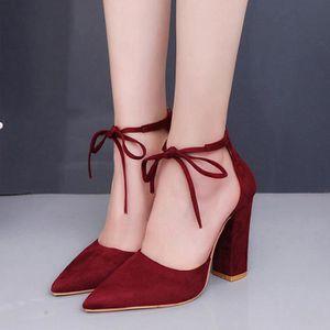 ESCARPIN Sandales pour femmes Chaussures d'été Femmes Dames