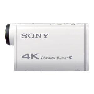 CAMÉRA SPORT Sony FDR-X1000VR Action Cam 4K Blanc + Montre de p